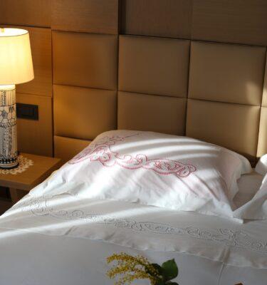 Ru'o Rita posteljina s lancunom