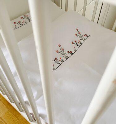 Vezena posteljina